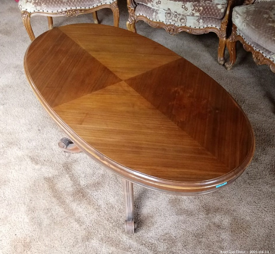 24 Classic Coffee Table