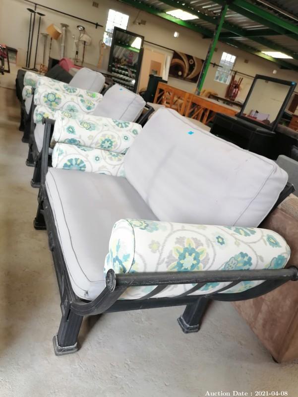 315 Wrought Iron Patio Suite