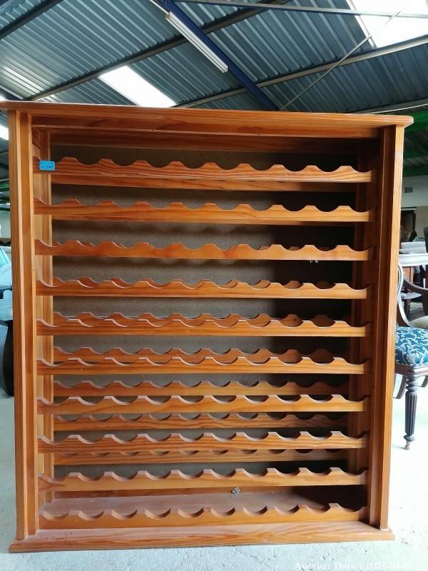 325 Pine Wine Rack