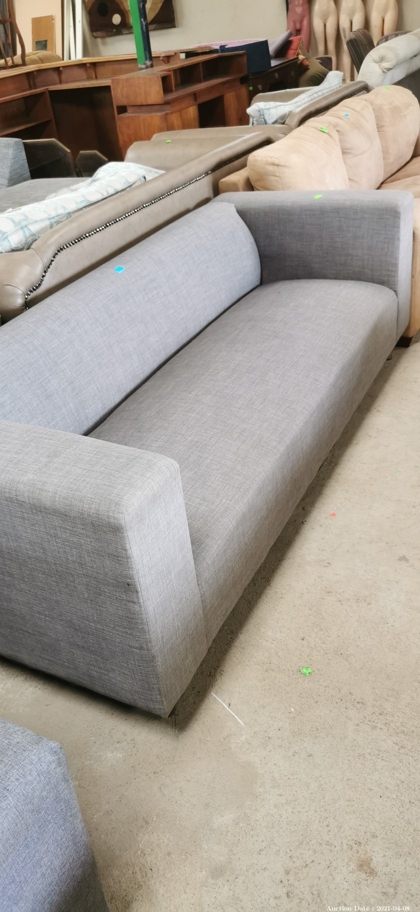 309 3 Seater Couch