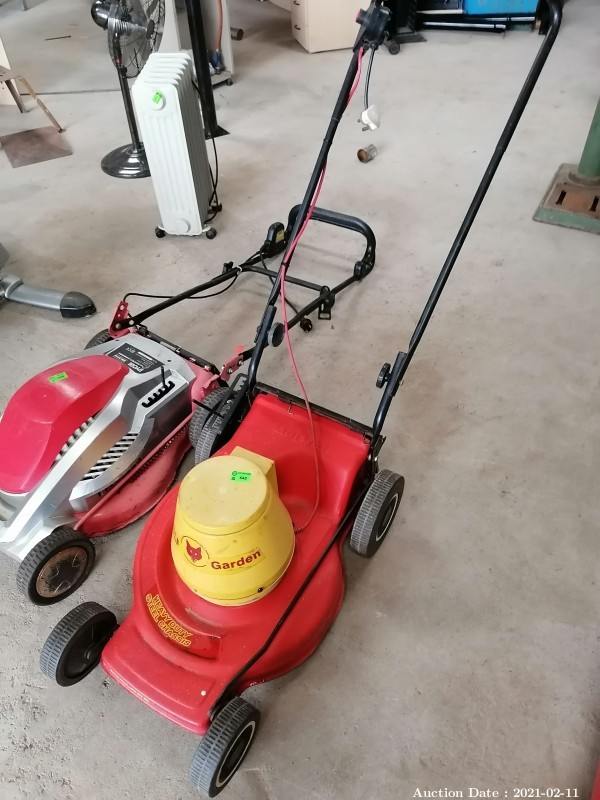 111 Lawnmower