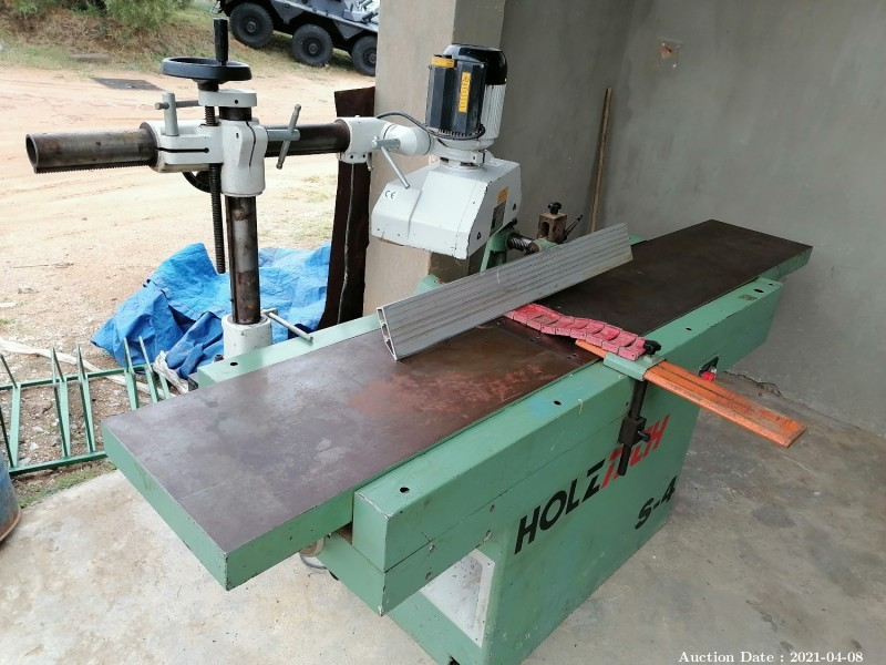 429 HolzTech S-4 Surface Planer