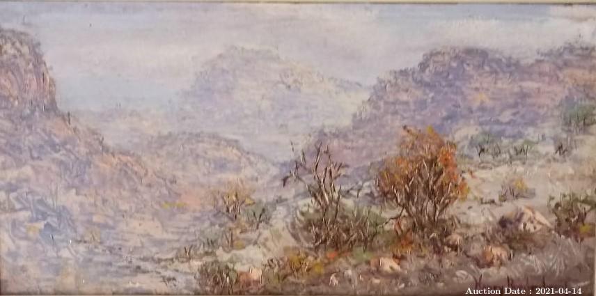 21 Mountain Vista by Henry Bredenkamp