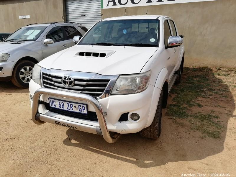 2007 Toyota Hilux 3.0D4D