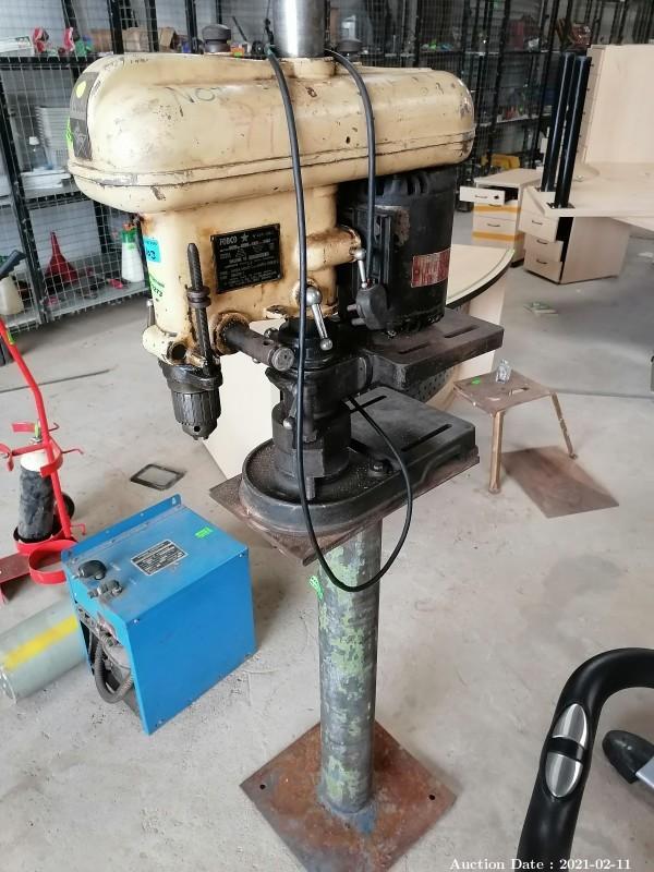 103 Cup Drill Machine