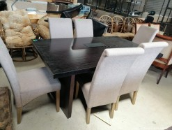 Description 112 Fabulous Dining / Boardroom Table with Plug Point