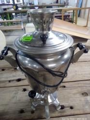 Description 507 Old Tea Heater