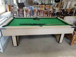 Description 304 Pool Table, Premier, 7ft.