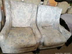 Description 517 Wingback Chairs