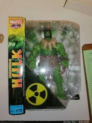 Description 208 - Marvel Select Barbarian Hulk Figurine