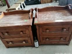 Description 508 Bedside Tables