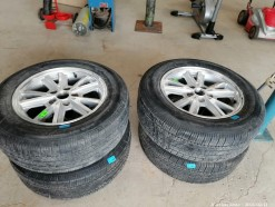 Description 102  Rims & Tyres