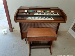 Description 505 Organ
