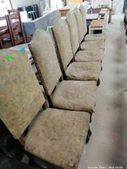 Description 521 High Back Chairs