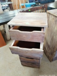 Description 502 Hand Crafted Storage Drawers