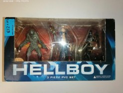 Description 213 - Hellboy 3pc PVC Set