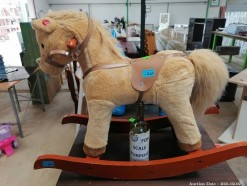 Description 520 Rocking Horse