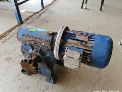 Description 373A - Bonfiglioli Motor & Reduction Gearbox
