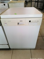 Description 163 Dish Washer