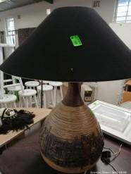 Description 520 Lamp
