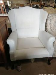 Description 516 Wingback Chair