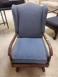 Description 309 Vintage Rocking Chair