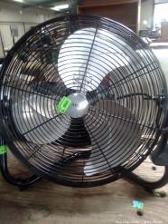 Description 524 Fan AEG