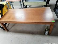 Description 117 Coffee Table