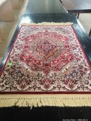 Description 314 MagnificentHandmade Turkish Kashan Carpet