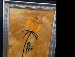 Description Lot 410 -  Yellow Rose by Munro