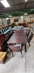 Description 310 7 Seater Patio set