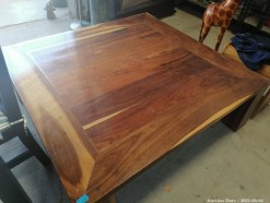 Description 107 Stunning Solid Teak Coffee Table