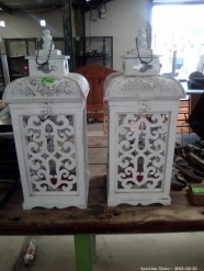 Description 503 Hand Crafted Candle Holders