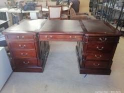 Description 100 Magnificent Double-sided Office Desk